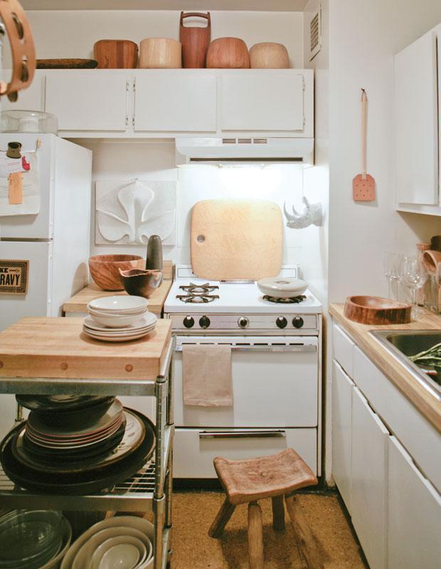 20 секретов удобства маленьких кухонь 17 | Дока-Мастер