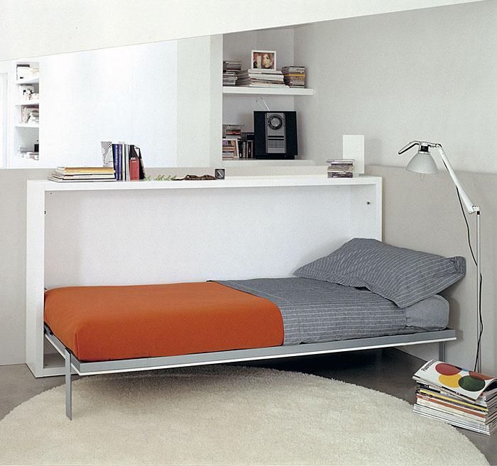 Идеи которые помогут спрятать гостевую кровать 18 | Дока-Мастер