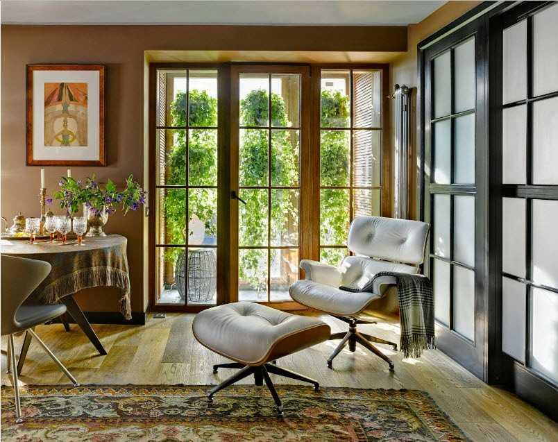 Как увеличить небольшую кухню за счет балкона или лоджии
