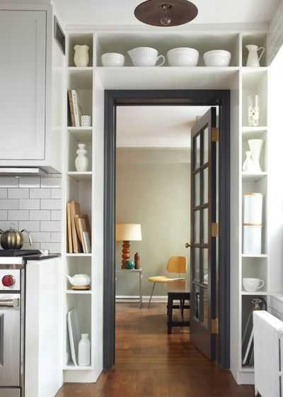 Скрытые возможности хранения на кухне 2 | Дока-Мастер