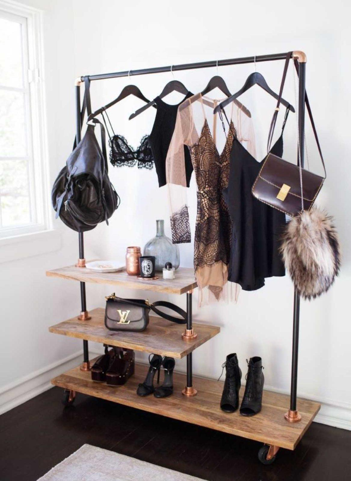 Стильные альтернативы платяному шкафу 3 | Дока-Мастер