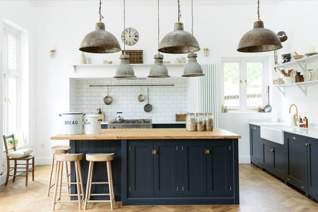Элегантная классика: кухни в английском стиле 2 | Дока-Мастер
