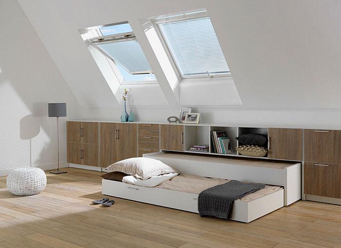 Идеи которые помогут спрятать гостевую кровать 23 | Дока-Мастер
