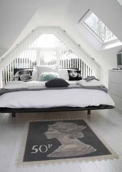 10 маленьких спален, которые кажутся большими 4 | Дока-Мастер