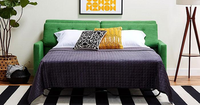 Идеи которые помогут спрятать гостевую кровать 3 | Дока-Мастер