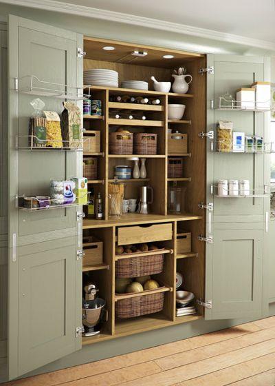 Большие идеи для маленьких кухонь