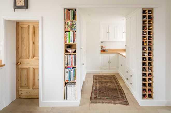 Скрытые возможности хранения на кухне 3 | Дока-Мастер