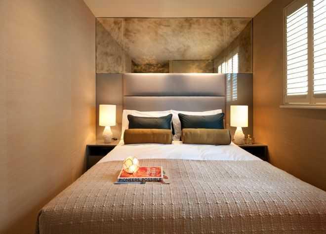 10 маленьких спален, которые кажутся большими 5 | Дока-Мастер
