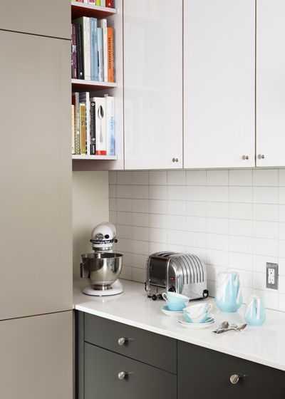 Скрытые возможности хранения на кухне 4 | Дока-Мастер