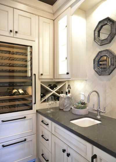 Скрытые возможности хранения на кухне 5 | Дока-Мастер