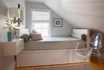 10 маленьких спален, которые кажутся большими 6 | Дока-Мастер