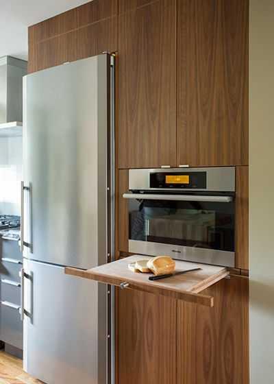 Умные способы максимально использовать компактную кухню
