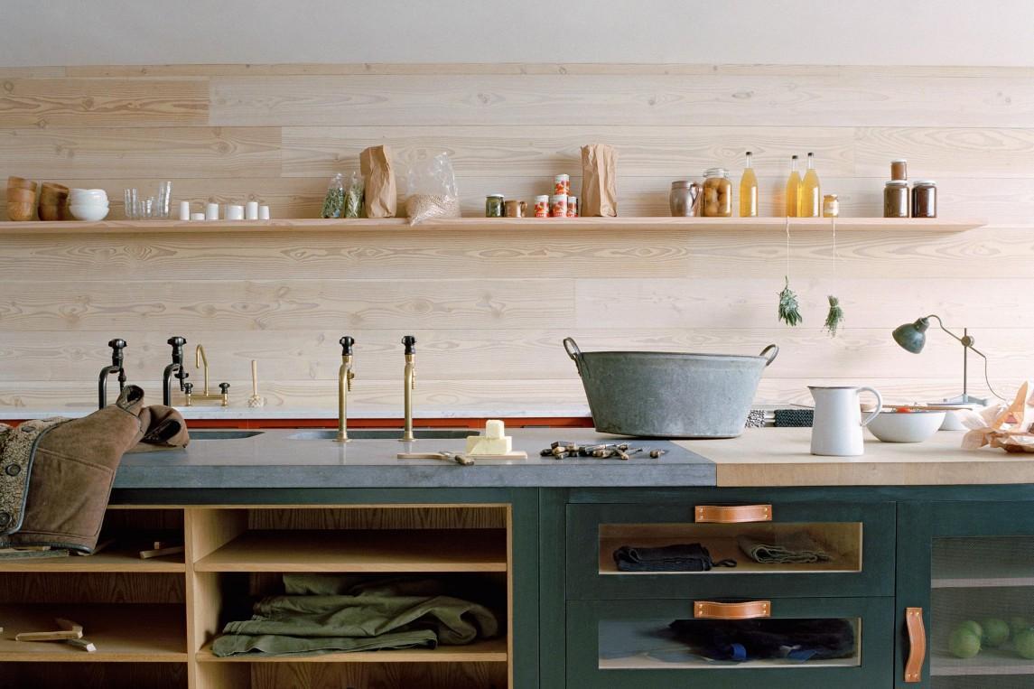 Элегантная классика: кухни в английском стиле 5 | Дока-Мастер