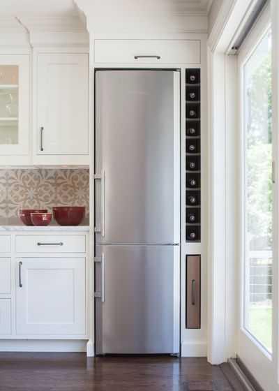 Скрытые возможности хранения на кухне 6 | Дока-Мастер