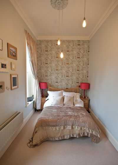 10 маленьких спален, которые кажутся большими 7 | Дока-Мастер