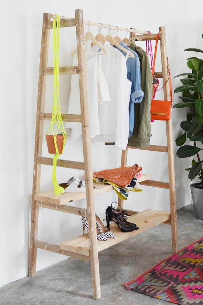 Стильные альтернативы платяному шкафу 7 | Дока-Мастер