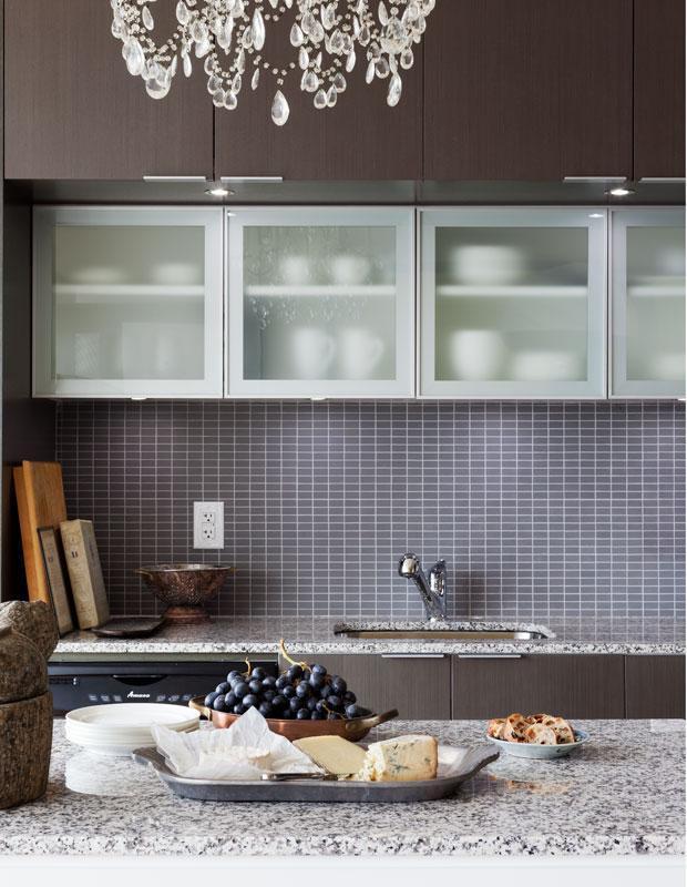 20 секретов удобства маленьких кухонь 6 | Дока-Мастер