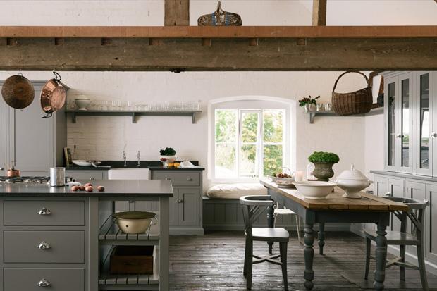 Элегантная классика: кухни в английском стиле 6 | Дока-Мастер