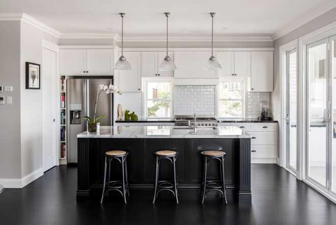 Скрытые возможности хранения на кухне 7 | Дока-Мастер