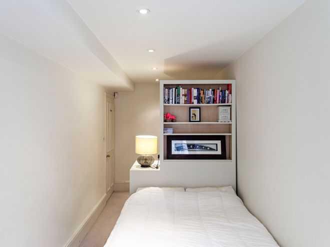 10 маленьких спален, которые кажутся большими 8 | Дока-Мастер