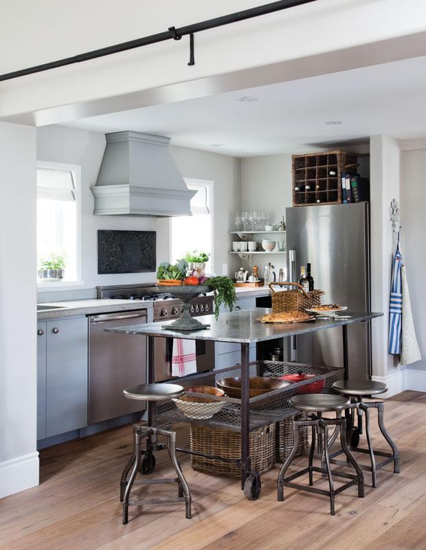 20 секретов удобства маленьких кухонь 7 | Дока-Мастер