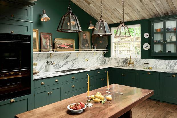 Элегантная классика: кухни в английском стиле 7 | Дока-Мастер