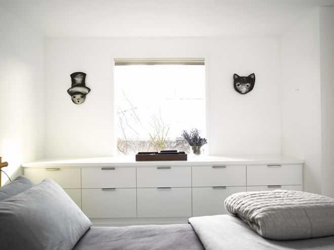 10 маленьких спален, которые кажутся большими 10 | Дока-Мастер