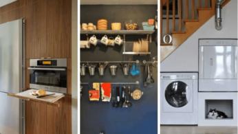 Умные способы максимально использовать компактную кухню 11 | Дока-Мастер