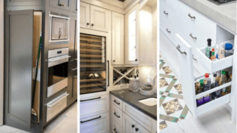 Скрытые возможности хранения на кухне 7   Дока-Мастер