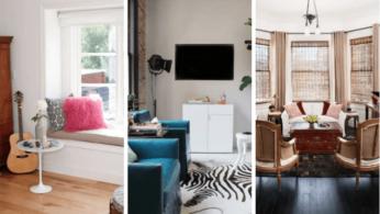 Как спроектировать небольшую гостиную 1 | Дока-Мастер