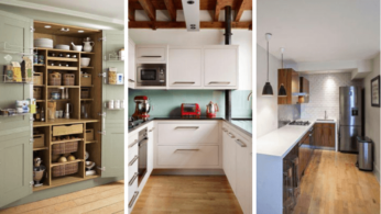 Большие идеи для маленьких кухонь 8 | Дока-Мастер