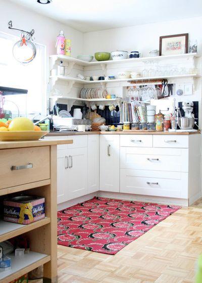 10 способов использовать углы в кухне 12