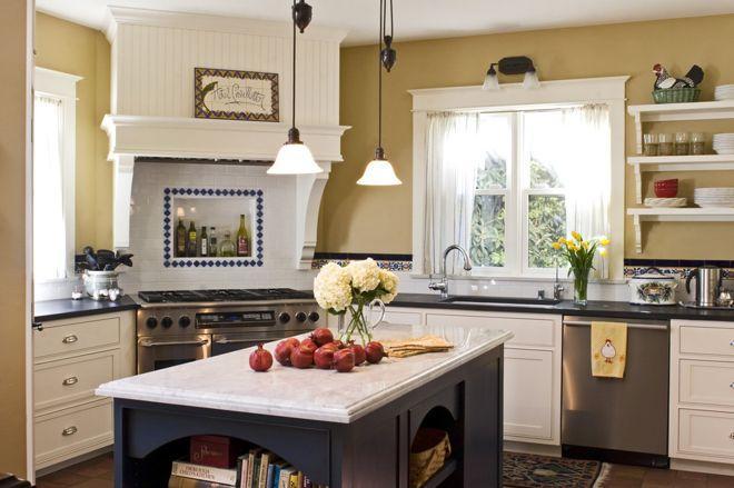 10 способов использовать углы в кухне 03
