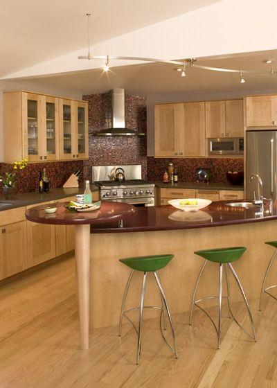 10 способов использовать углы в кухне 05