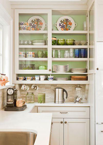 10 способов использовать углы в кухне 06