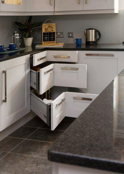 10 способов использовать углы в кухне 08
