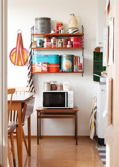 12 старых кухонь, которые дарят вдохновение 13