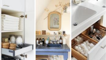 14 способов оптимизировать ванную комнату чтобы экономить время по утрам 6 | Дока-Мастер