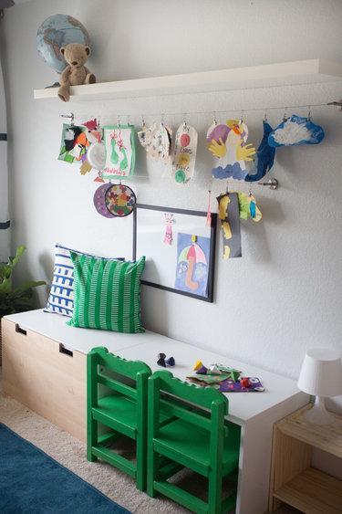 Детская комната для мальчика. Особенности дизайна 01