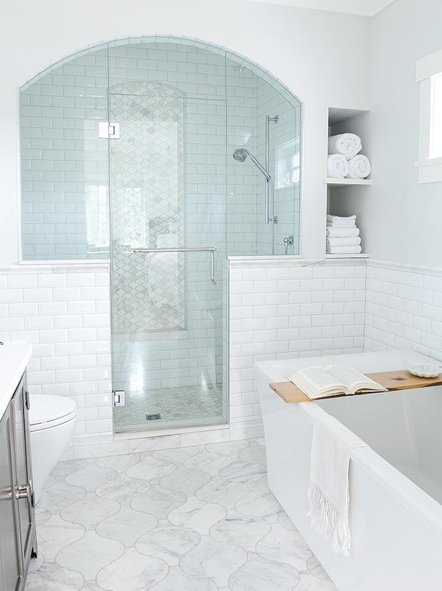 14 способов оптимизировать ванную комнату 11