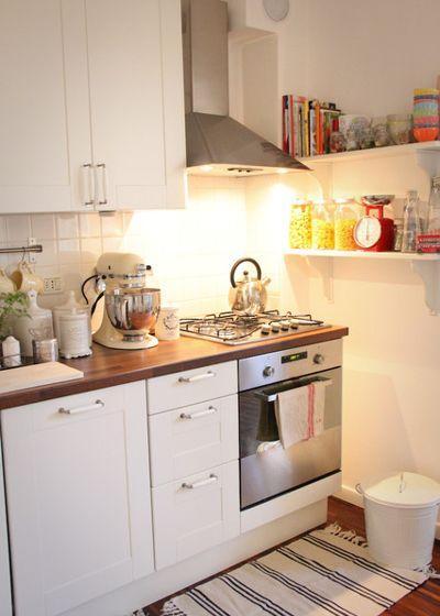 16 компактных решений для небольших кухонь