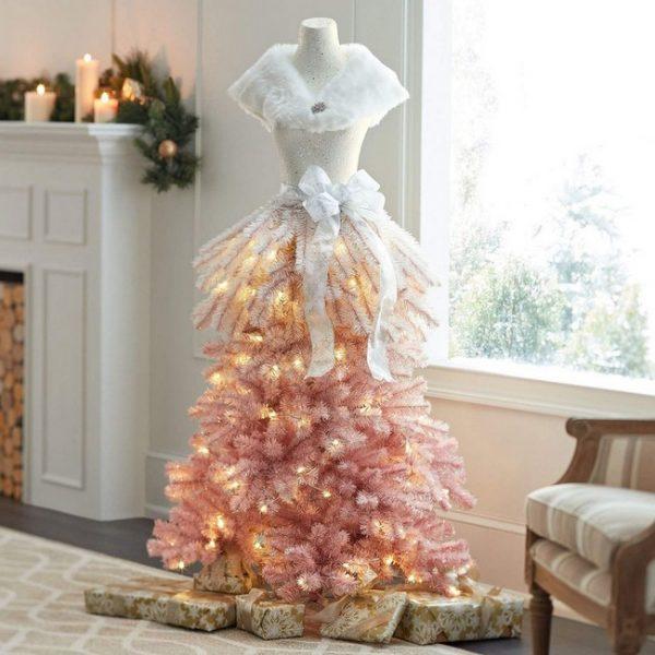 image15-4   Ёлка-платье — стильно и необычно!
