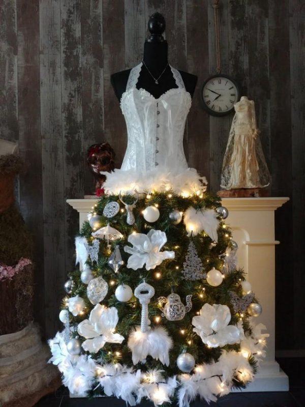 image17-3   Ёлка-платье — стильно и необычно!