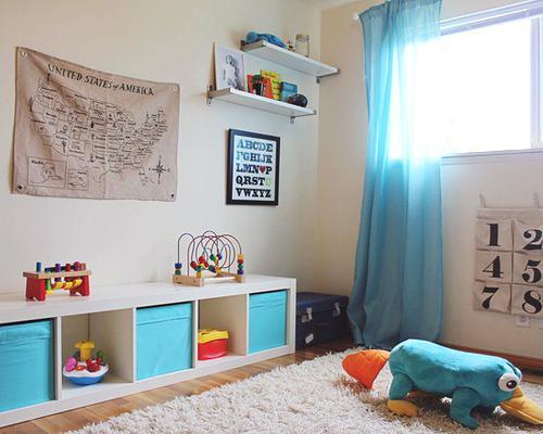 Детская комната для мальчика. Особенности дизайна 02
