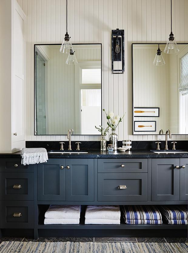 14 способов оптимизировать ванную комнату 02