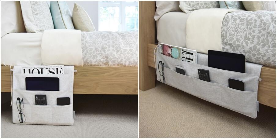 10 способов хранить больше в вашей спальне 02