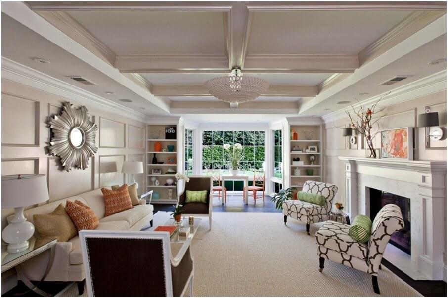 Кресла для стильной гостиной 2 | Дока-Мастер