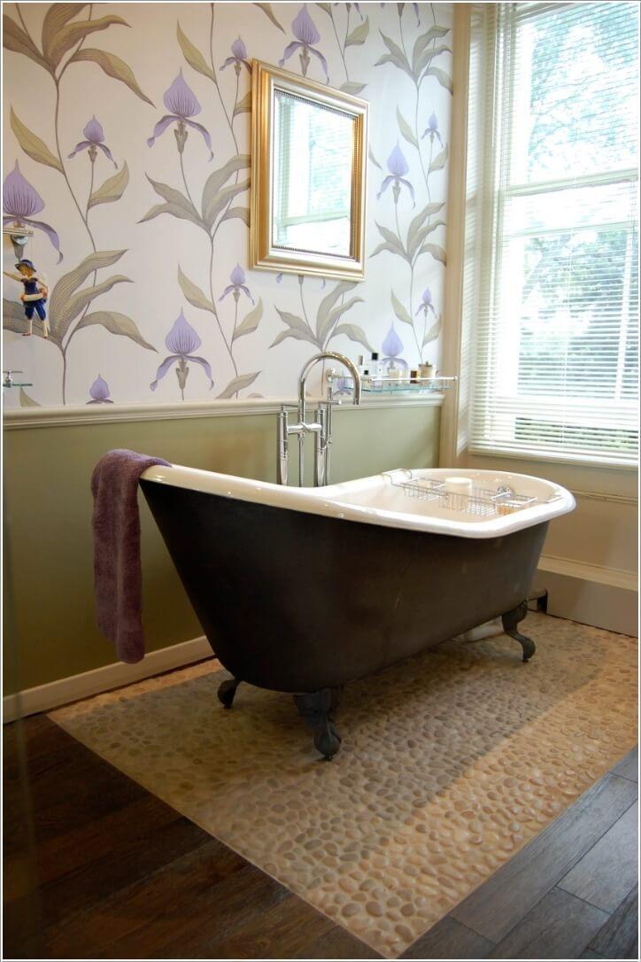 Идеи декора ванной комнаты 3 | Дока-Мастер