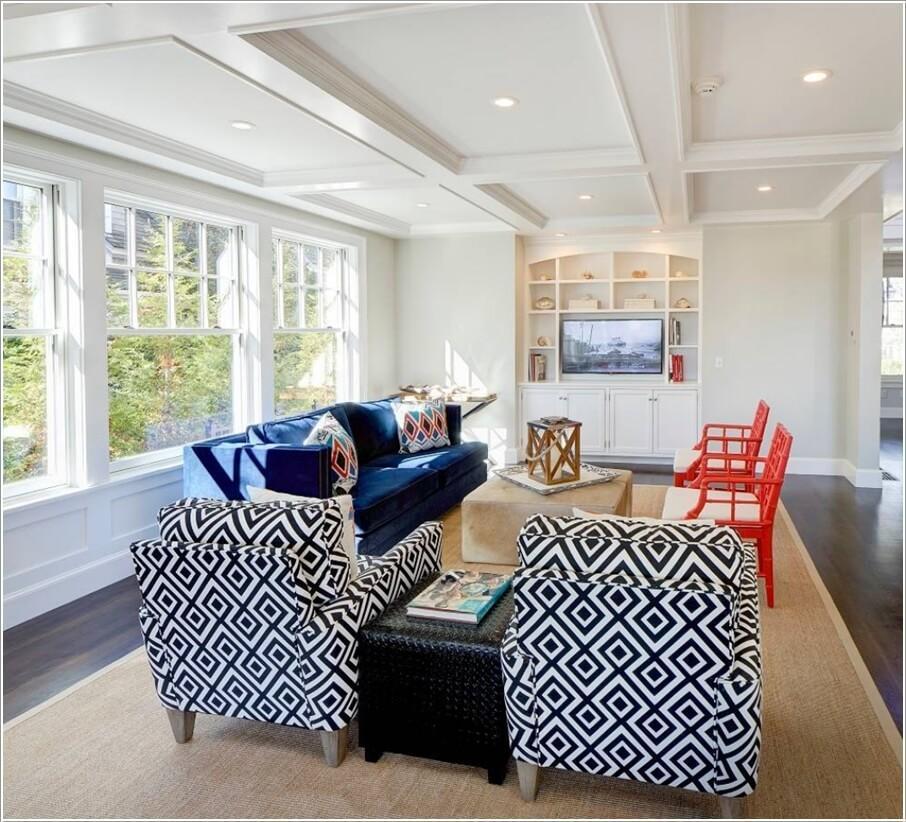 Кресла для стильной гостиной 4 | Дока-Мастер
