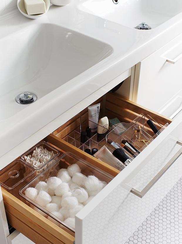 14 способов оптимизировать ванную комнату 05